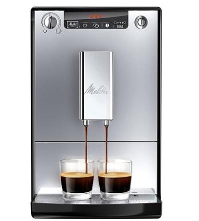 Melitta - Caffeo Solo E950-103 Cafetera Superautomática con Molinillo